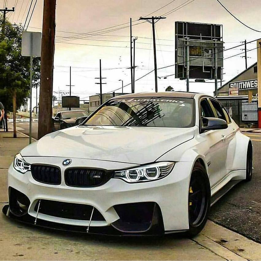BMW F80 Wide Body