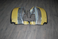 Rear Arch Liners