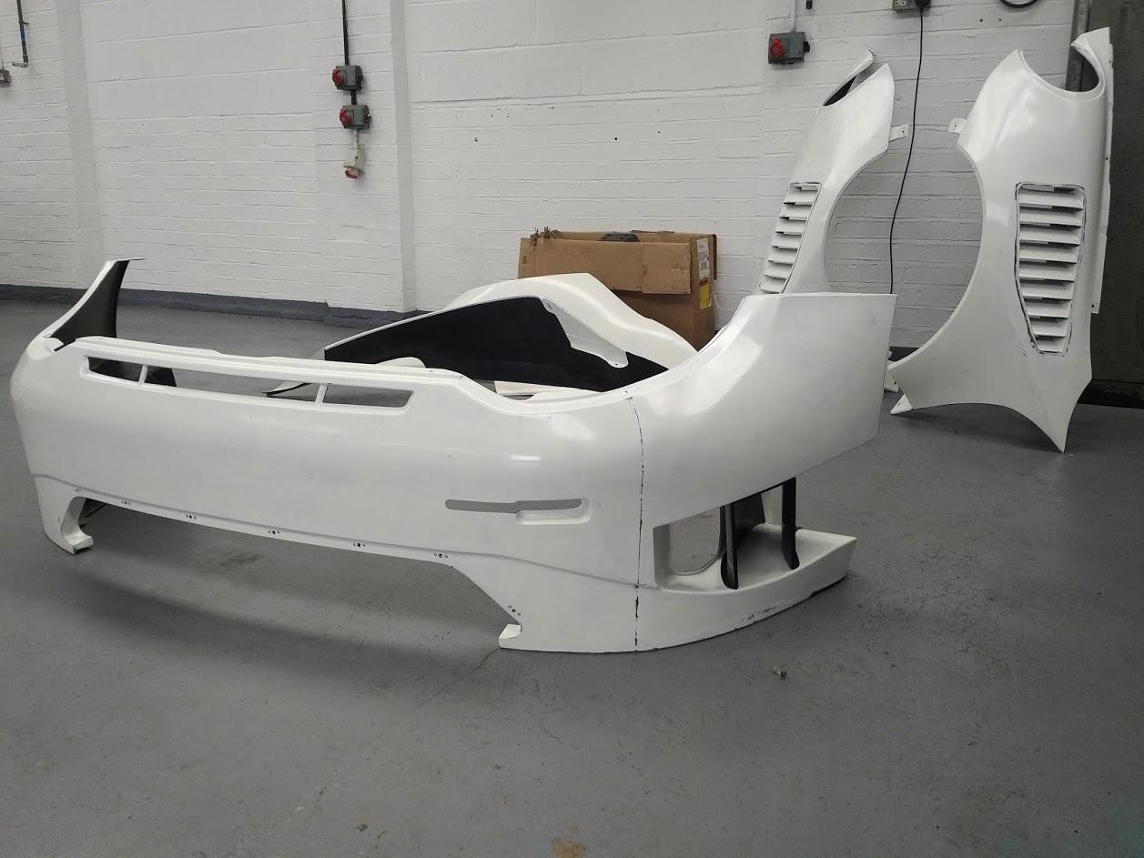 997 R rear Bumper