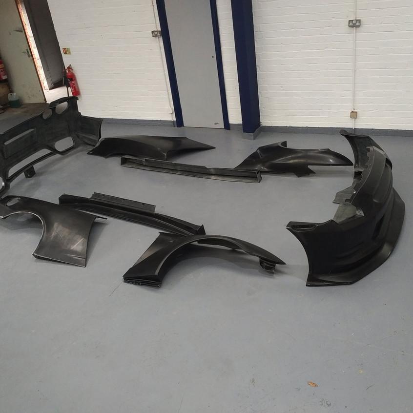 Nissan-GTR-Wide-Body-Aero