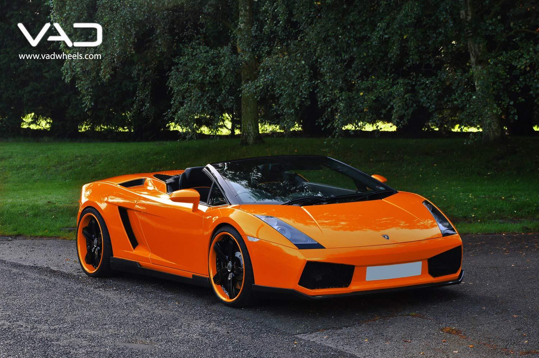 Lamborghini-Gallardo--Fitted-With-20''-Trafficstar-STR-Black-With-coded-Rim
