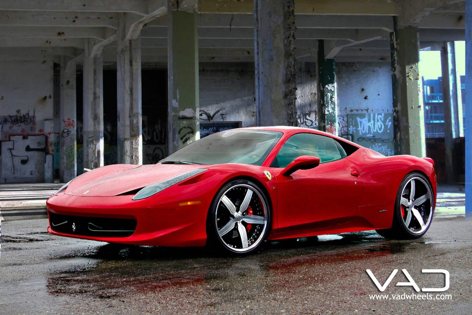 Ferrari-458-Italia-Fitted-With-20-In-Trafficstar-STR