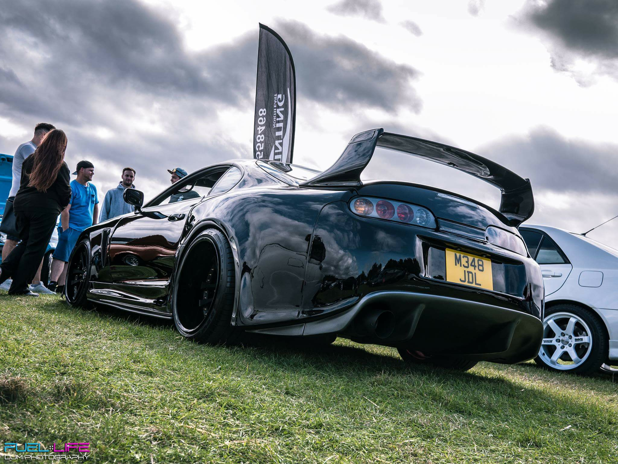 Toyota Supra Speedwells Wide Body