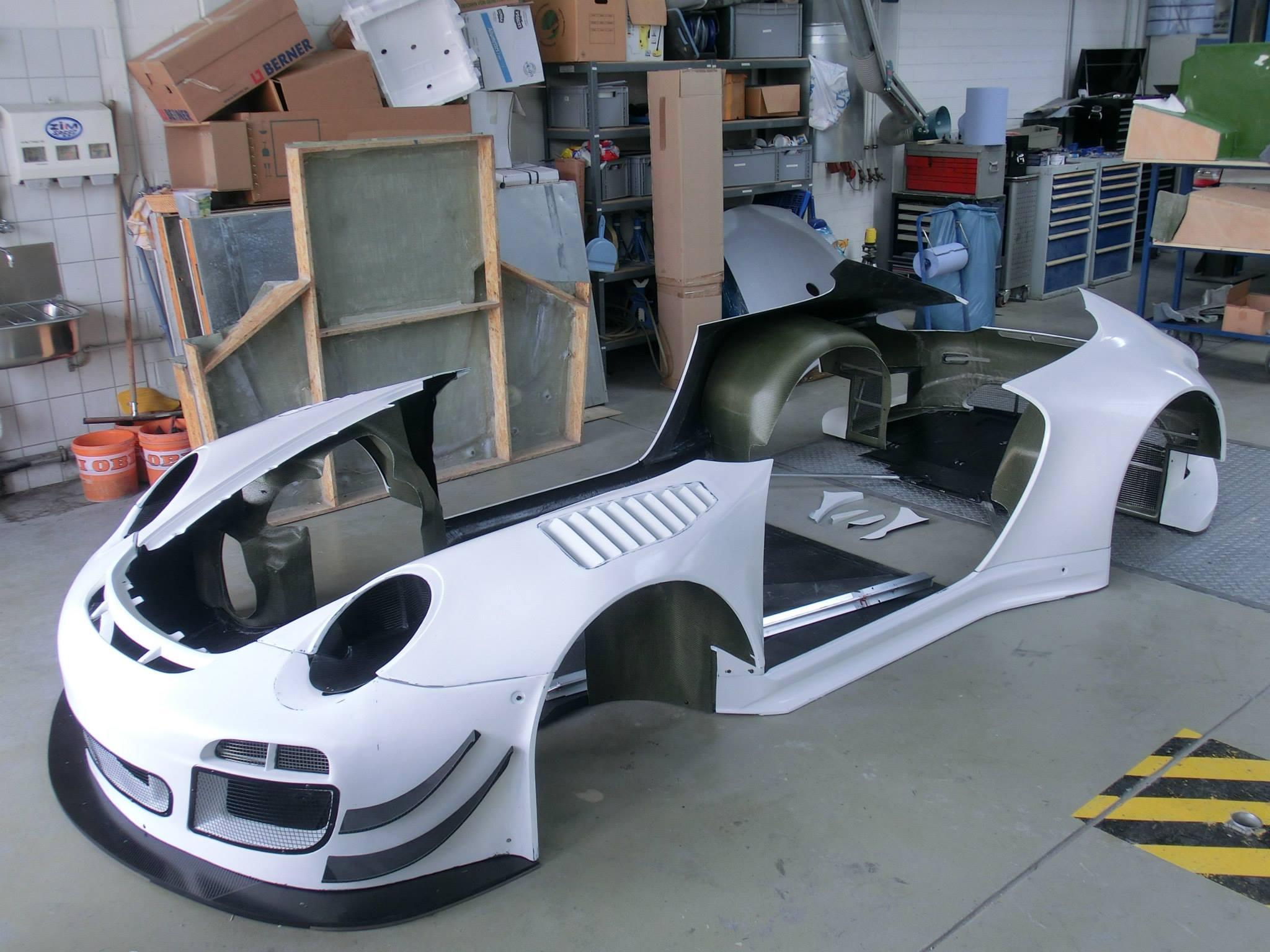 Porsche 997R