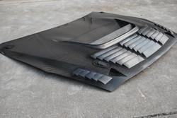 Nissan GTR GT3 Carbon Fibre Bonnet