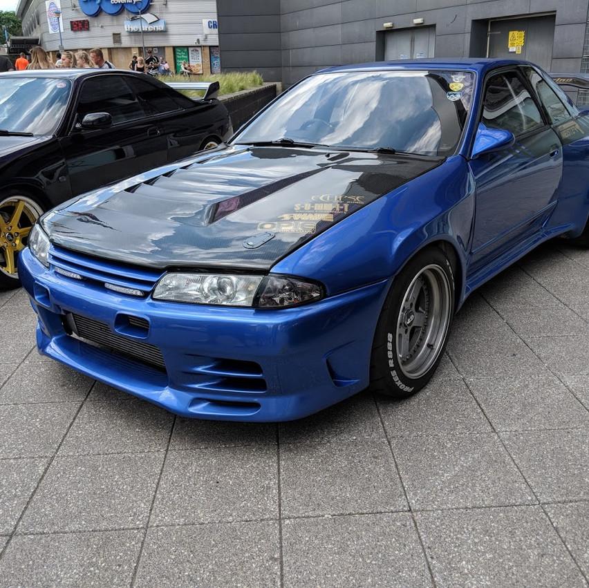 Nissan GTR R32 Vielside E111