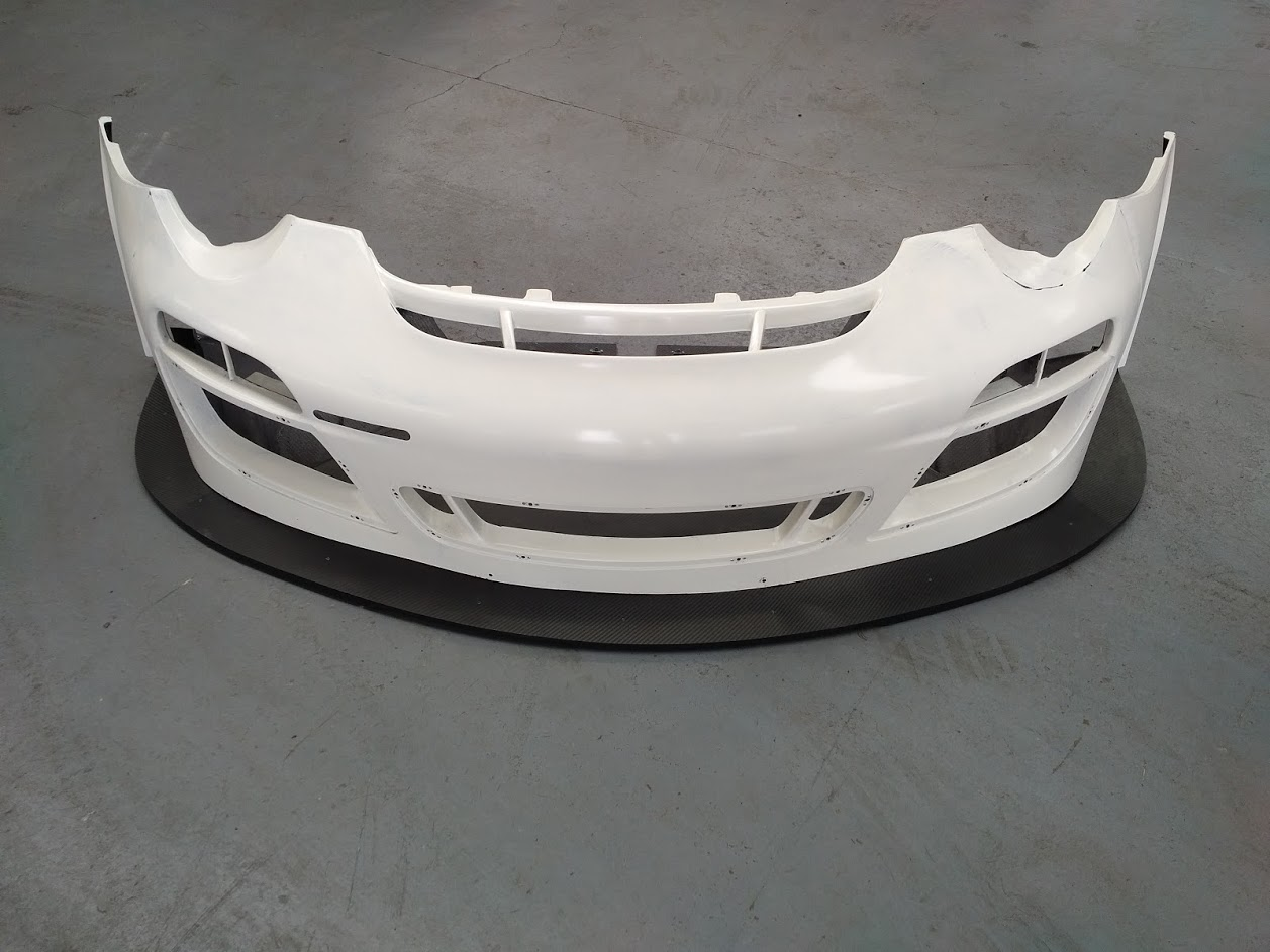 Front Bumper with Splitter