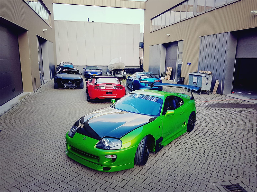Next Level Automotive Toyota Supra
