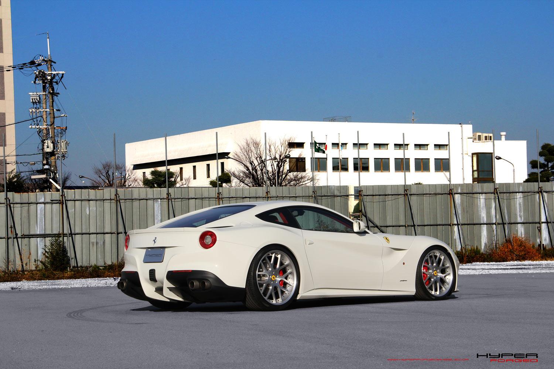 Ferrari F12 Berlineta Fitted with 21''_22'' HF_C7