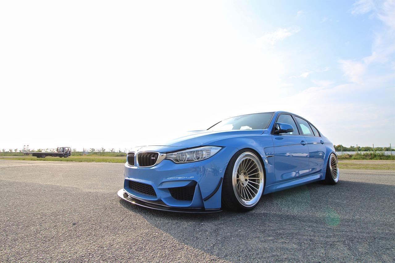 BMWF80 M3