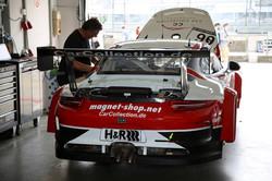 Porsche 991 CUP Wide Body