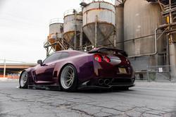 Nissan GTR GT3 Wide Body