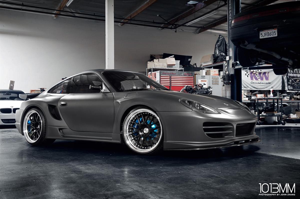 1_Top Secret Porsche 996