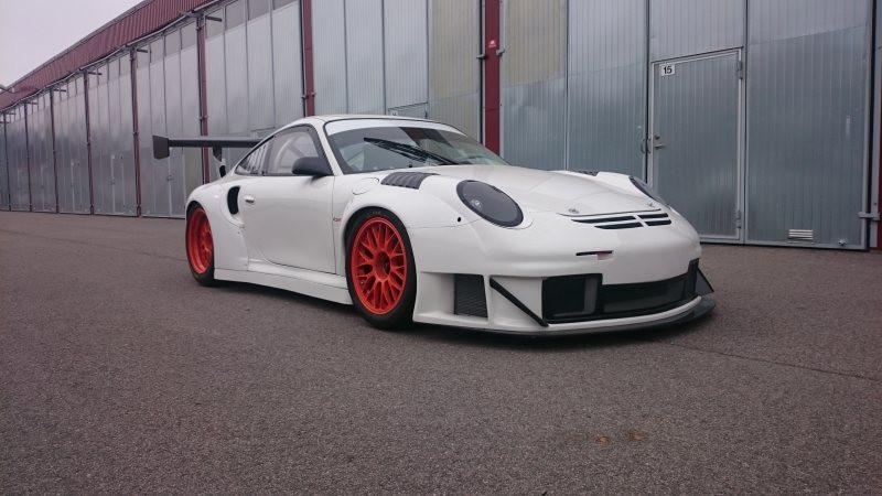 Porsche 996 GT2R Evo