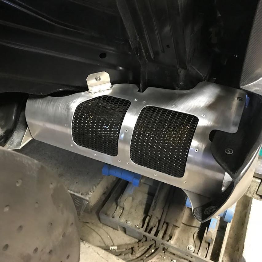 Inconel Exhaust