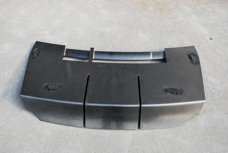Nissan GTR GT3 Carbon Fibre Boot