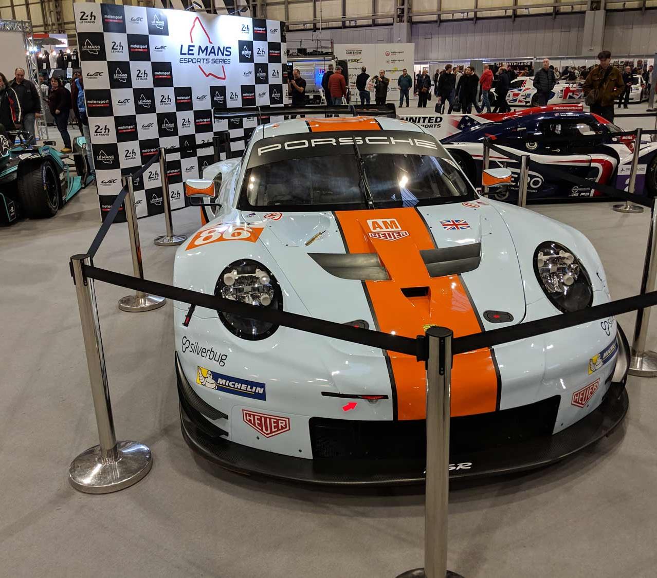 Porsche RSR 2019