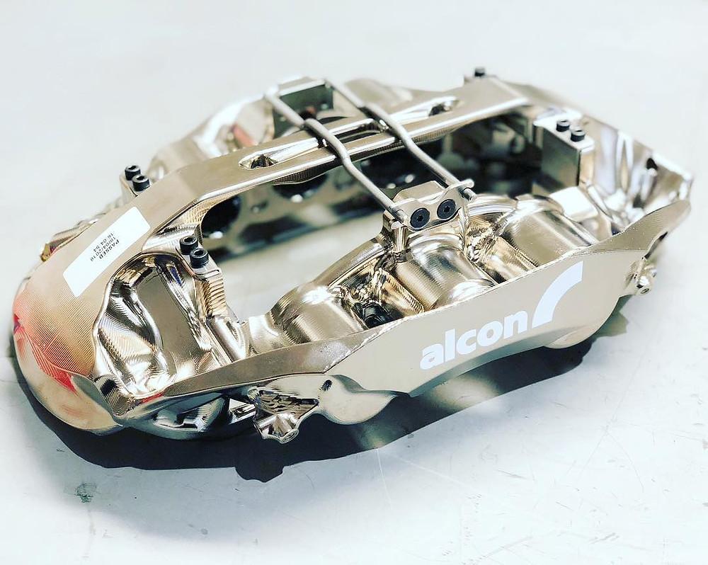 Alcon GTE Brake Calliper
