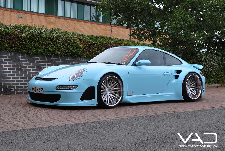 Porsche 997 Turbo RSR