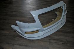 Audi TT 8N Wide Body Front Bumper_Splitter