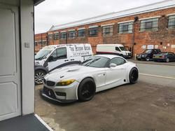 VAD BMW Z4 GT3 V8 Street