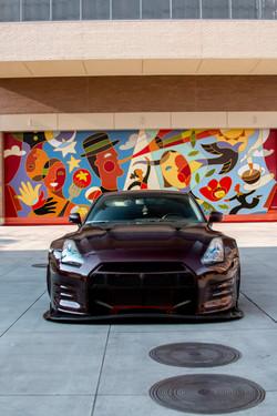 Nissan GTR GT3 Front Bumper