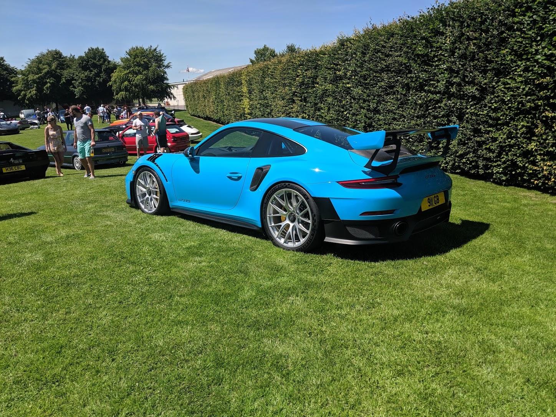 Porsche GRS