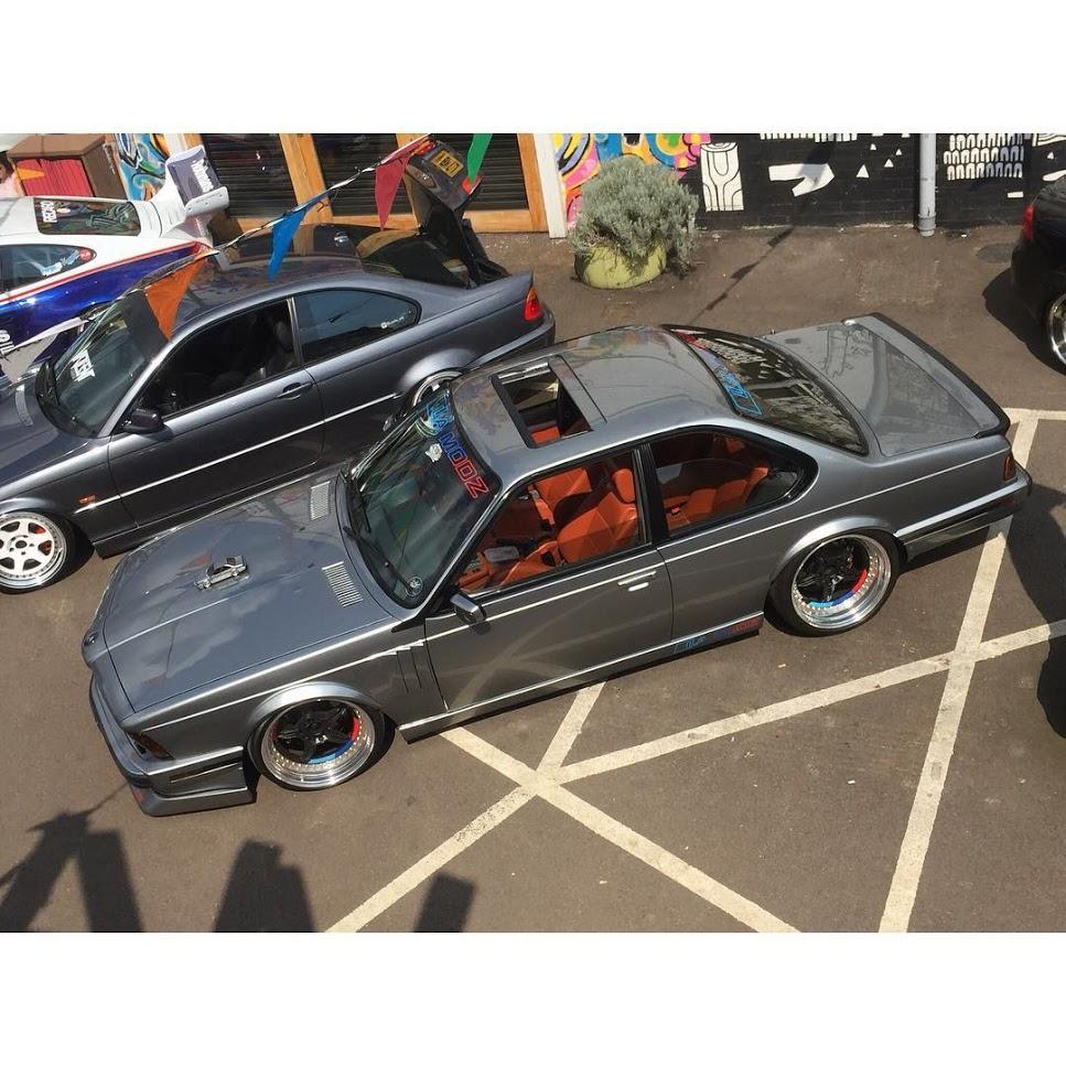 LA Modz BMW 6 Series Coupe