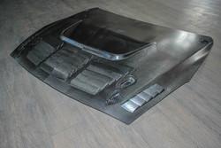 GTR R35 Vented_Bonnet