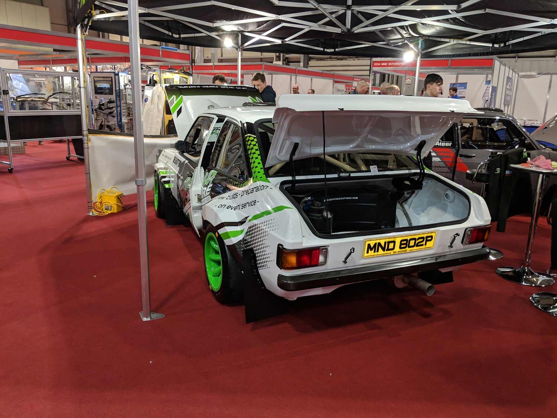 Mk2 Escort RS Mexico