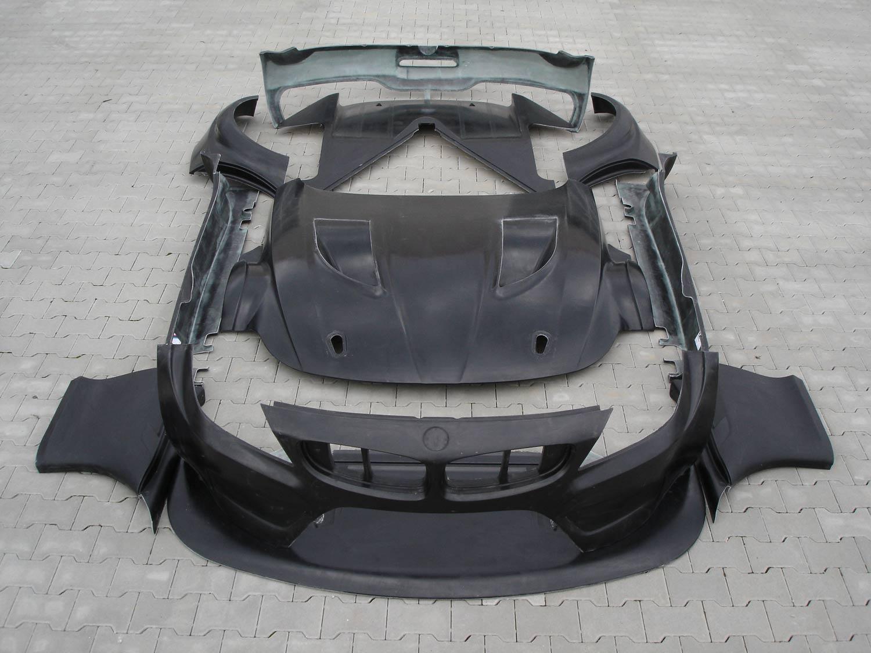 BMW Z4 GT3 AERO KIT