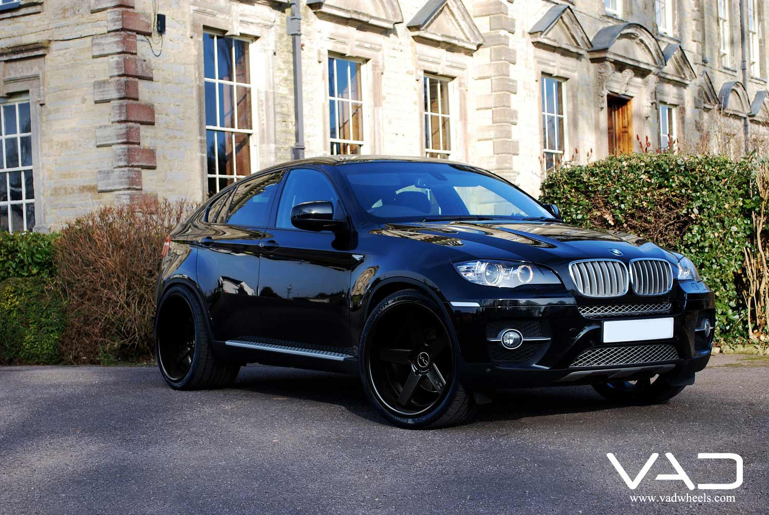 BMW-X6-fitted with 22''-VAD-VF1