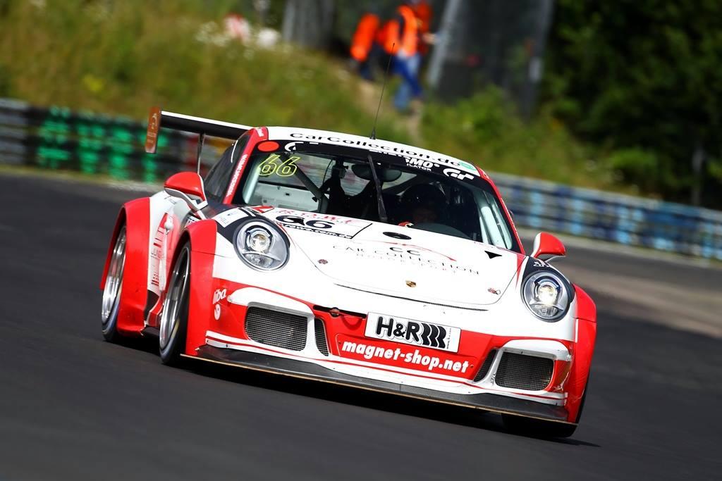 Porsche 991 CUP Wide_Body