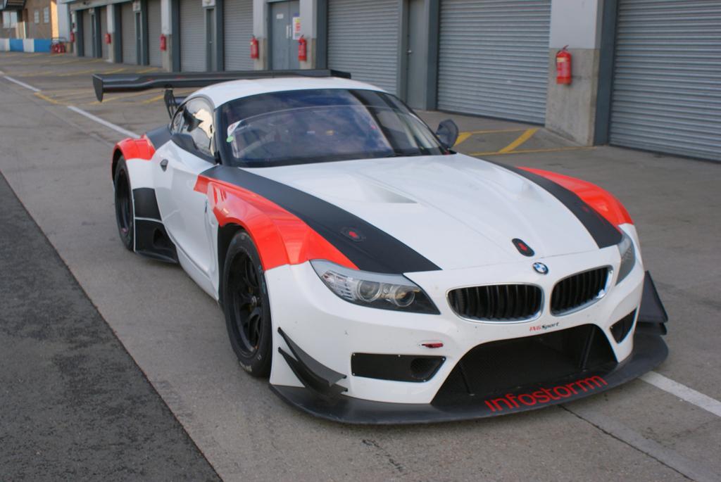 INGSport BMW Z4 GT3