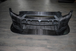 GTR_R35 Front Bumper  & splitter