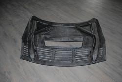GTR R35 Vented Bonnet Inside