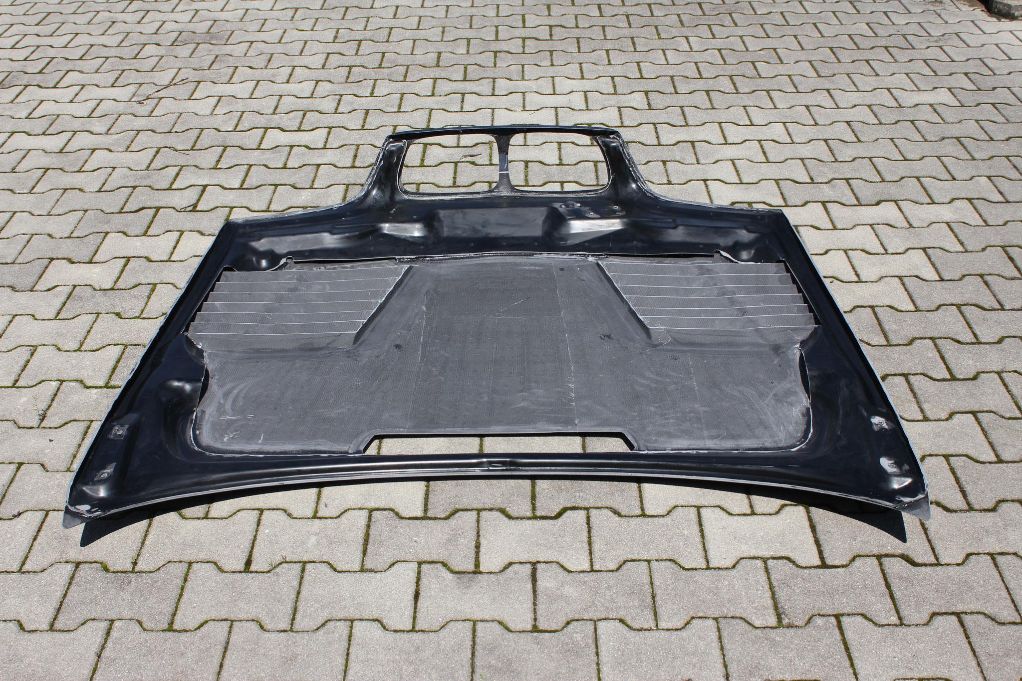 E46 M3 GTR Aero Kit  HOOD