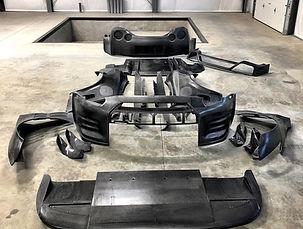 Ichiban GTR Carbon Fibre Aero Kit.jpg