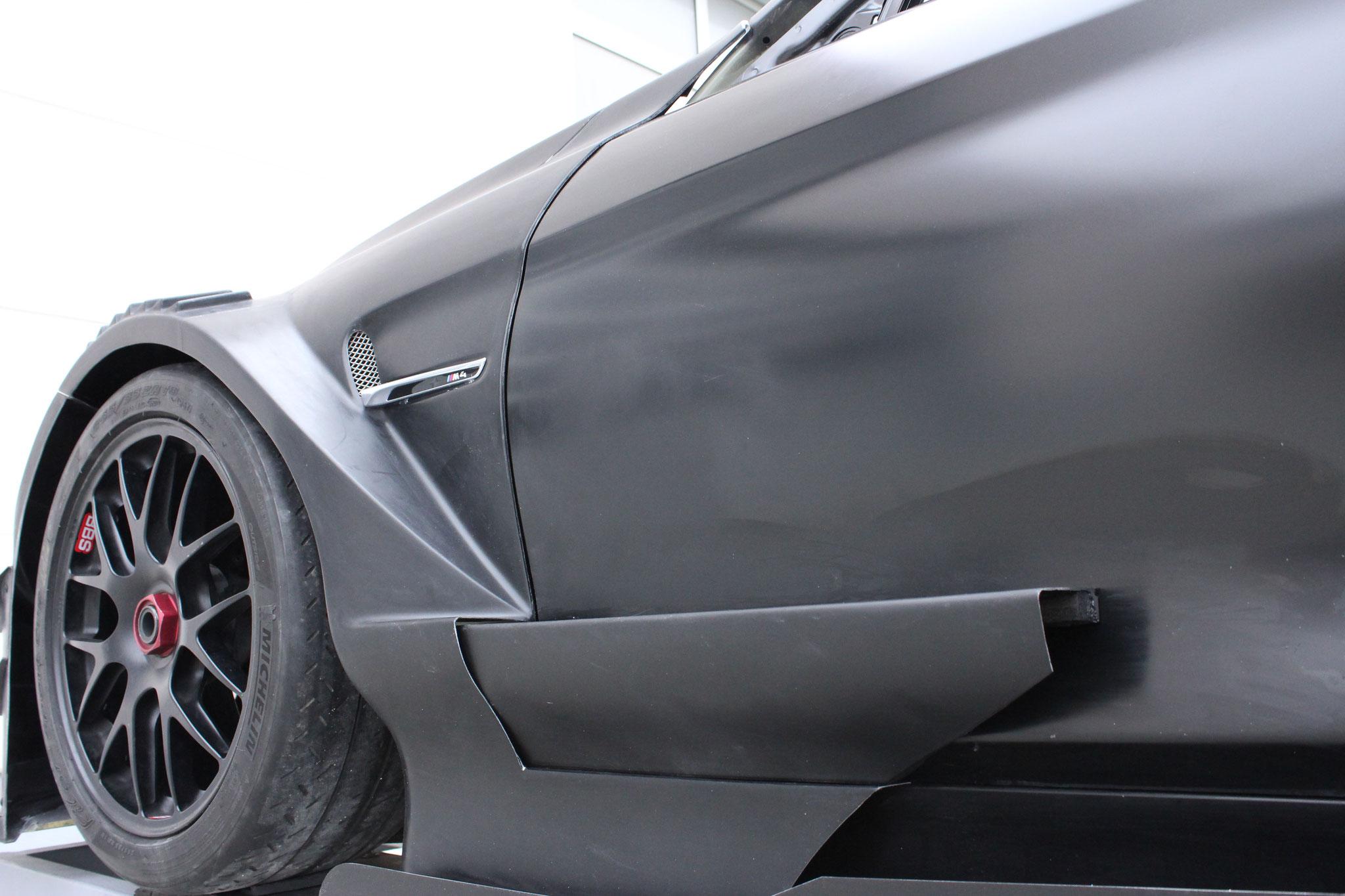 BMW Aero Styling and Body Kits, M2, M4 DTM, Z4 GT3
