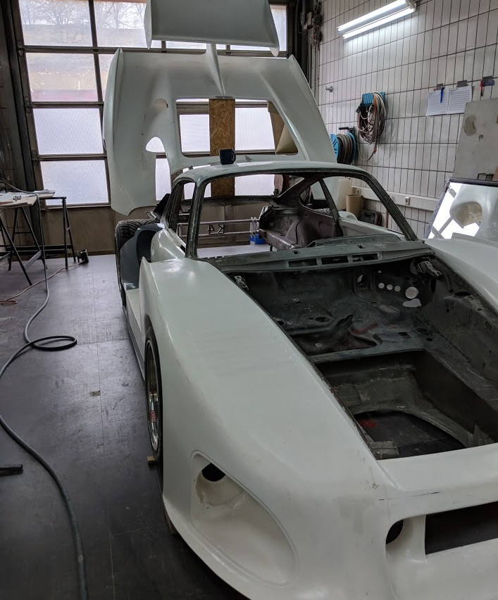 DP Motorsport Kremer k4