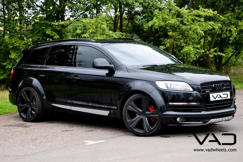 VAD Audi Q7 AST