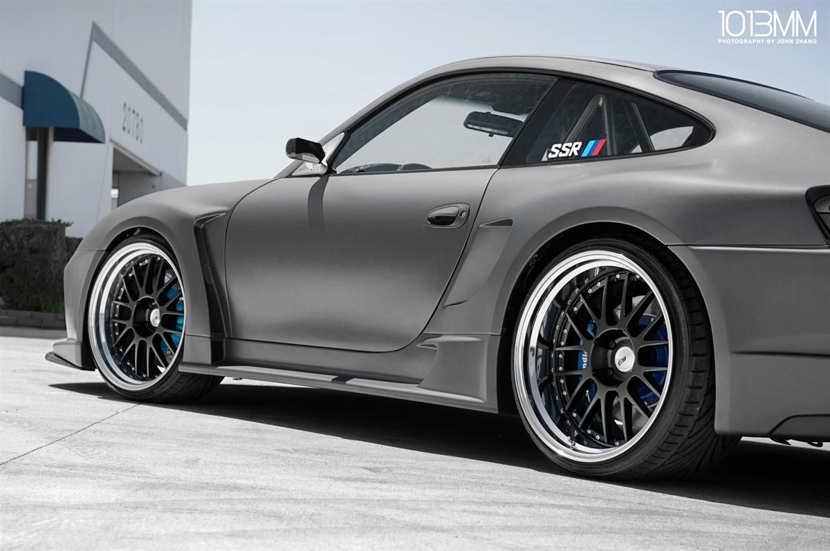 Top Secret Porsche_996