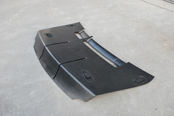 Nissan GTR GT3 Carbon Fibre Boot Lid