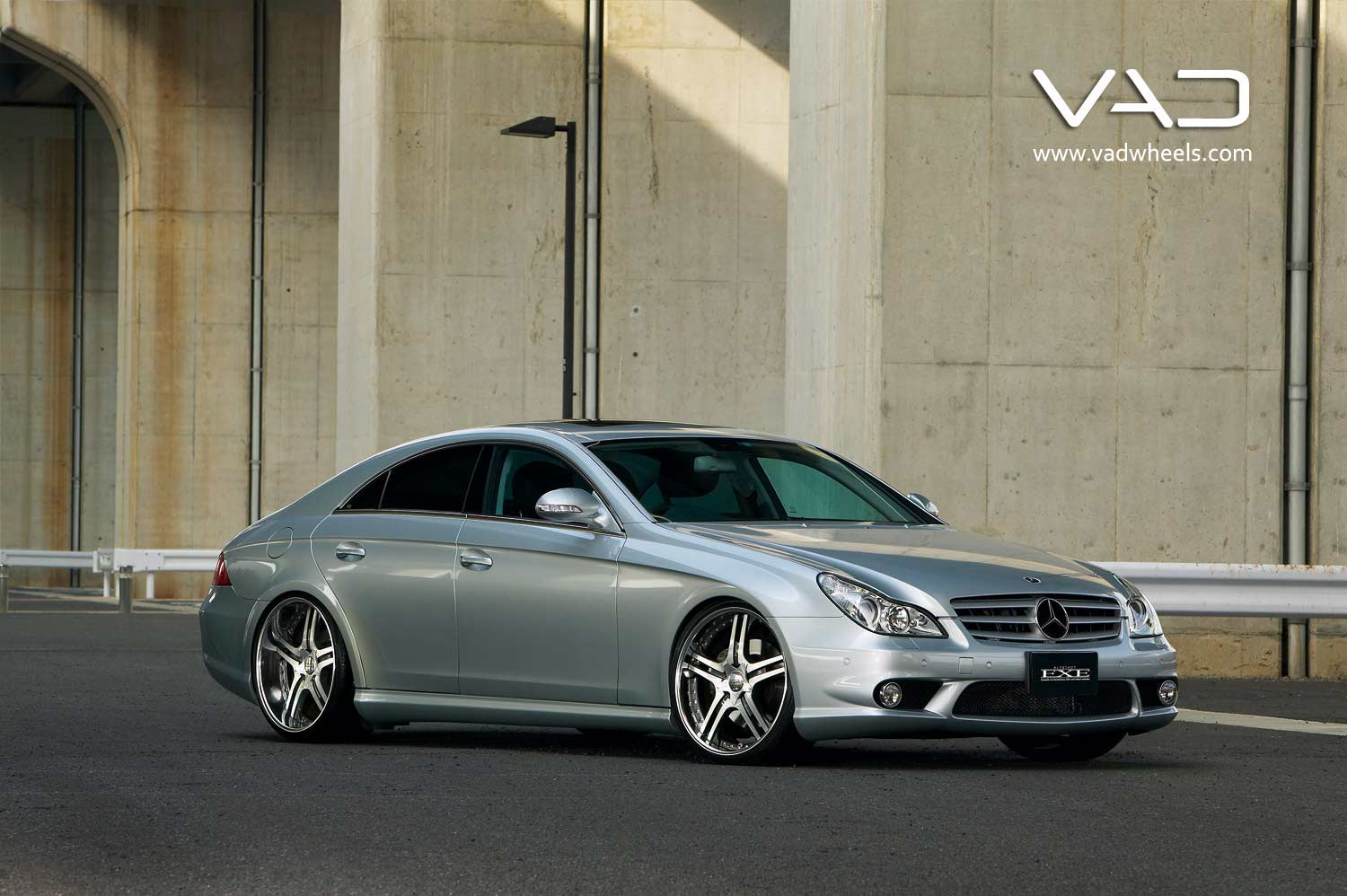 Mercedes-CLS-Fitted-With-21''-Altstadt-S250