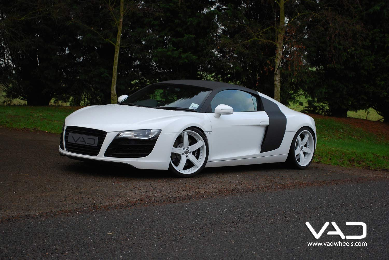 Audi-R8-20''-Trafficstar-STR-White