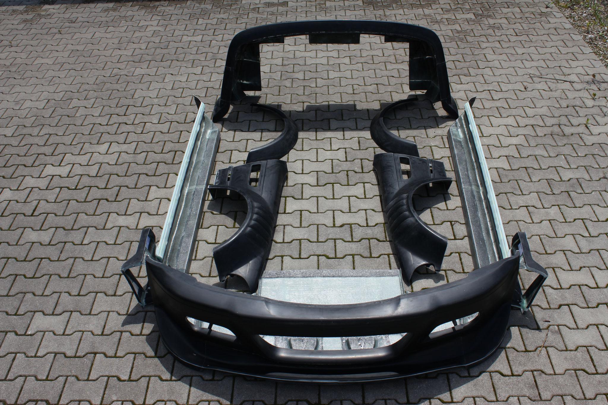 BMW E46 GTR