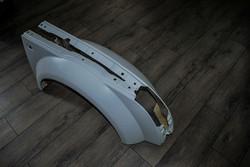 Audi TT 8N Wide Body Front Replacement Fenders