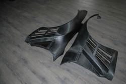 GTR R35 Front Vented Fenders