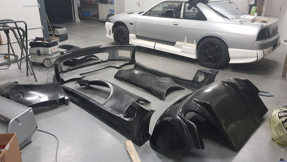 Next Level Automotive, Speedwells Wide Body Supra