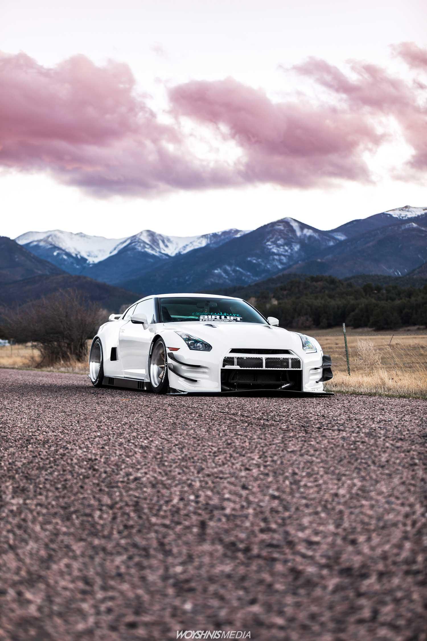 Nissan GTR Ichiban Wide Body